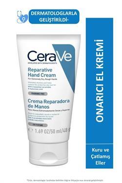 Cerave Reperative Hand Cream 50 ml Onarıcı El Kremi