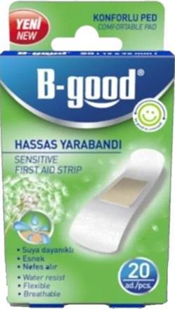 B-Good 20'li Hassas Yara Bandı