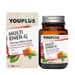 Youplus Multi Ener-G 30 Tablet
