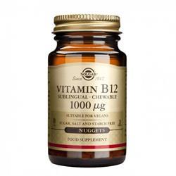 Solgar Vitamin B12 1000 Mg 100 Dilaltı Tablet