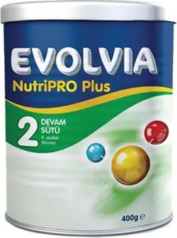 Evolvia NutriPRO Plus 2 Devam Sütü 400 gr