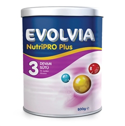 Evolvia NutriPRO Plus 3 Devam Sütü 800 gr