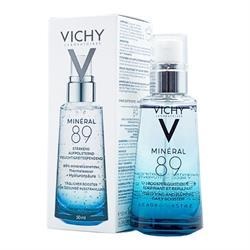 Vichy Mineral 89 Mineralizing Water + Hyaluronic Acid 50 ml Serum