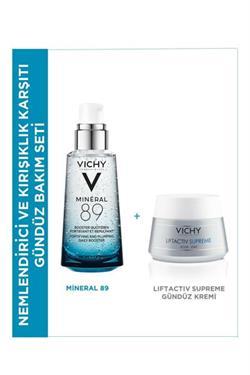 Vichy Mineral 89 Nem Bakımı Avantajlı Set Karma Ciltler İçin