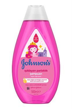 Johnson's Baby Işıldayan Parlaklık 500 ml Bebek Şampuanı