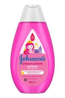 Johnson's Baby Işıldayan Parlaklık 300 ml Bebek Şampuanı