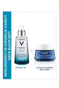 Vichy Neovadiol Normal/Karma Cream & Vichy Mineral 89 30 Ml %50 İndirimli Avantajlı Set