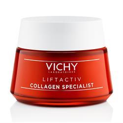 Vichy Liftactiv Hyalu Collagen Specialist 50 ml Yaşlanma Karşıtı Bakım Kremi