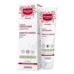 Mustela Stretch Marks Prevention Cream 150 ml Çatlak Öncesi Kremi