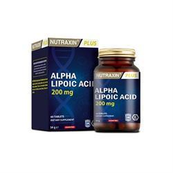Nutraxin Alpha Lipoic Acid 200 mg 60 Tablet Antioksidan