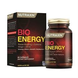 Nutraxin Big Energy 60 Tablet