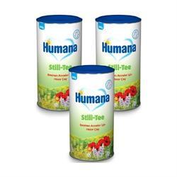 Humana Still Tee 200 gr 3'lü Emziren Anne İçeceği