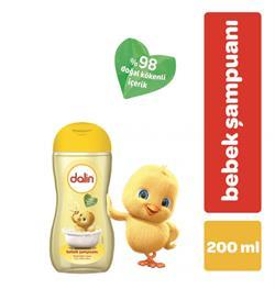 Dalin 200 ml Bebek Şampuanı