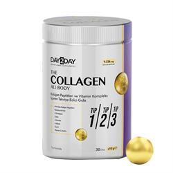 Day2Day The Collagen All Body Toz Kolajen 300 gr