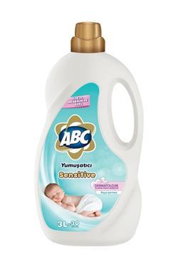 ABC Sensitive 3 lt Çamaşır Yumuşatıcısı