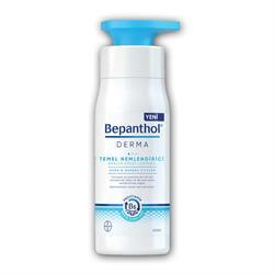 Bepanthol Derma Temel Nemlendirici Günlük Vücut Losyonu 400 ml