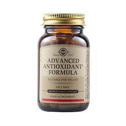Solgar Advanced Antioxidant Formula 60 Kapsül
