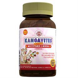 Solgar Kangavites Multivitamin & Mineral 60 Tablet