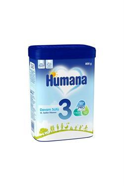 Humana 3 Devam Sütü 800 gr Mypack