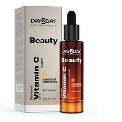 Day2Day Beauty Stabilised Vitamin C %10 Serum 30 ml