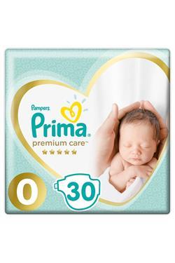 Prima Premium Care Prematüre 30'lu Bebek Bezi