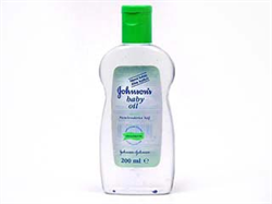 Johnson's Baby Bebek Yağı Aloe 200 ml