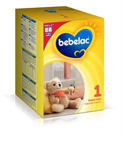 Bebelac 1 Bebek Sütü 900 gr