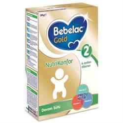 Bebelac Gold 2 NutriKonfor Devam Sütü 300 gr