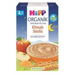Hipp Organik İyi Geceler Elmalı Sütlü Bebek Maması