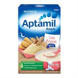 Aptamil Sütlü Bisküvili Kaşık Maması 250 g