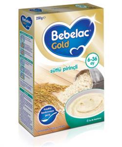 Bebelac Sütlü Pirinçli 250 gr Bebek Maması