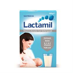 Milupa Lactamil 200 gr Emziren Anne İçeceği