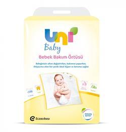 Uni Baby 10'lu Alt Değiştirme Örtüsü