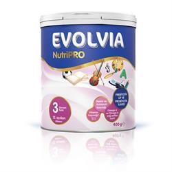 Evolvia Nutripro 3 Bebek Maması  400 gr