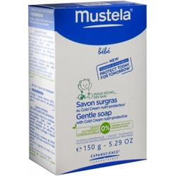 Mustela Gentle Soap With Cold Cream 150 gr Bebek Sabunu