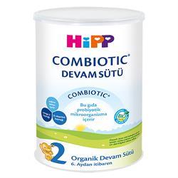Hipp 2 Combiotic Bebek Sütü 350 gr Bebek Maması