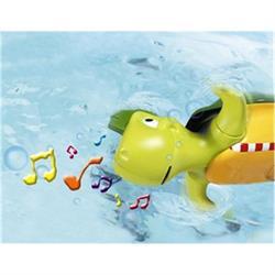 Tomy Müzikli Yüzen Kaplumbağa Banyo Oyuncağı