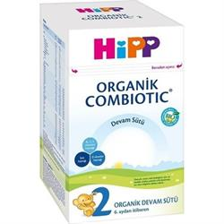 Hipp 2 Organik Combiotic Devam Sütü 800 gr