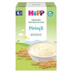 Hipp Organik Pirinçli Ek Gıda 200 gr Bebek Maması