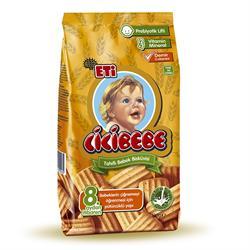 Eti Cicibebe 190 gr Tahıllı Bebek Bisküvisi