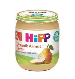 Hipp Organik Armut Püresi 125 gr