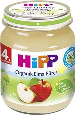 Hipp Organik Elma Püresi
