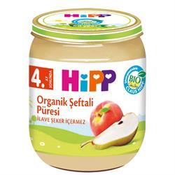 Hipp Organik Şeftali Püresi